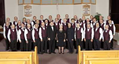 Choir Photo 2009